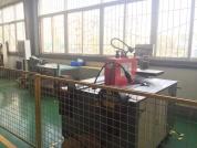 多功能铜排加工机