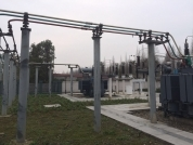 合龙田关泵站一期